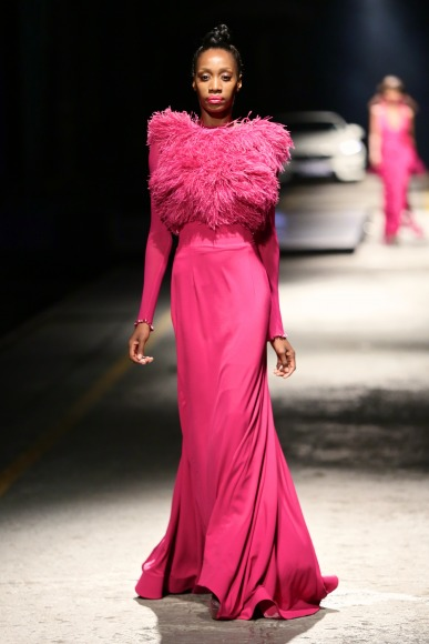 Africa Fashion Week 2013: David Tlale