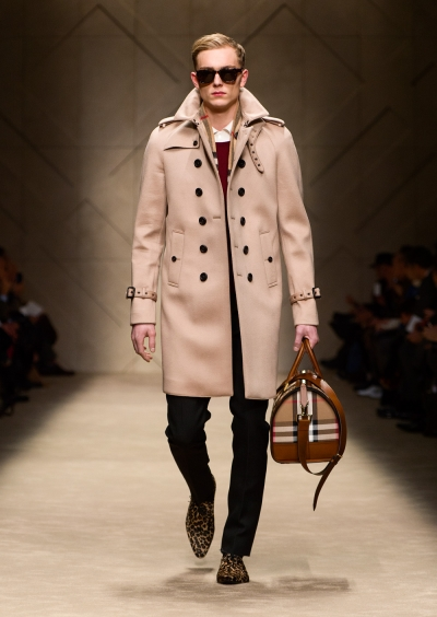 Burberry Fall/Winter 2014 Paris Fashion Week