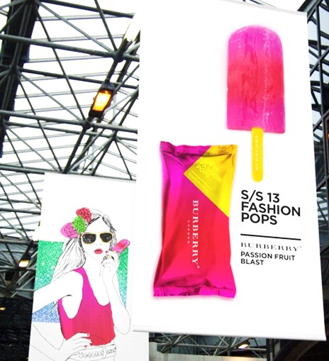 Fashion Pops for Summer