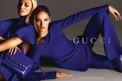 Gucci's First Look Spring Summer 2013
