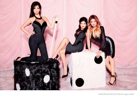 Kardashian Kollection in Lipsy London Soon!!!
