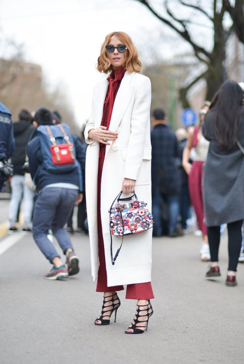 Street Style Looks From Milan Fashion Week!
