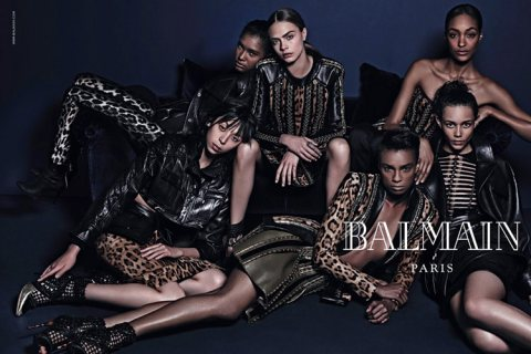 1st Look: Balmain Fall Winter 2014.15