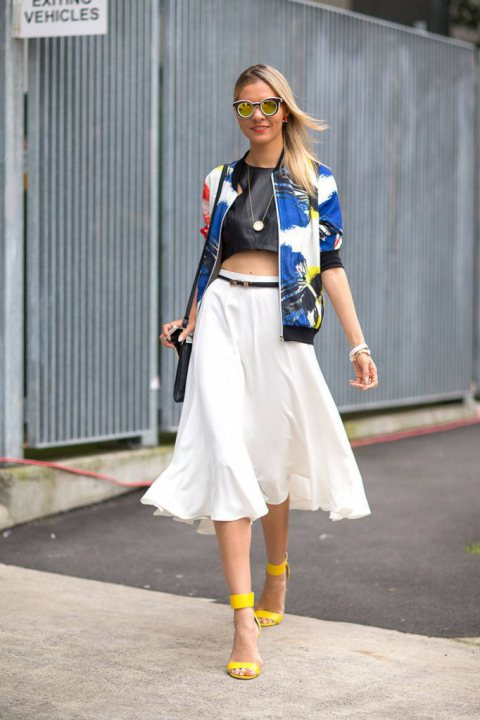 Street Style: Australia Fashion Week