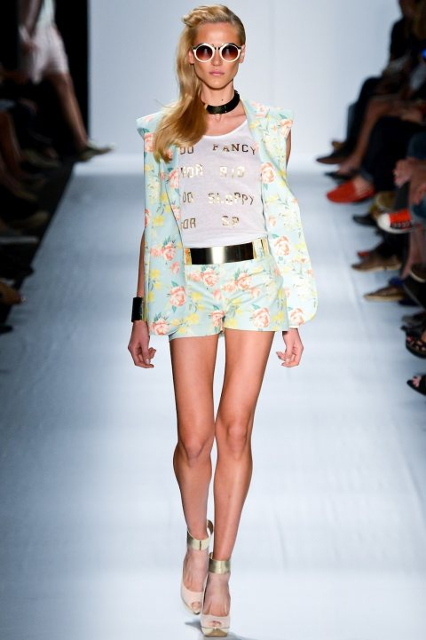 Auslander SS 2013 at Rio Fashion Week