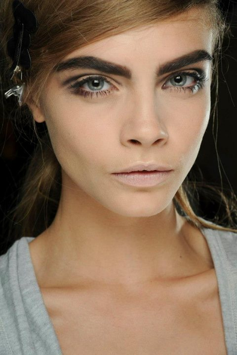 Backstage Beauty At NYFW