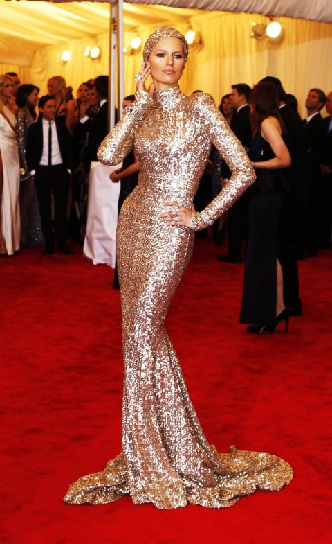 Best Dressed at the Met Gala 2012