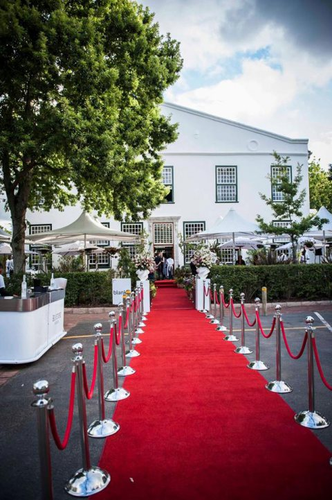 Blanko Restaurant Launch at The Alphen Boutique Hotel