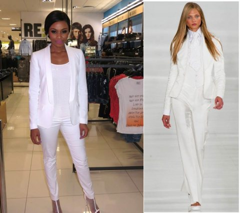 Bonang Matheba on Trend