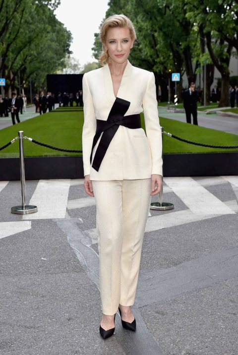 Cate Blanchett at Armani 40th Anniversary!