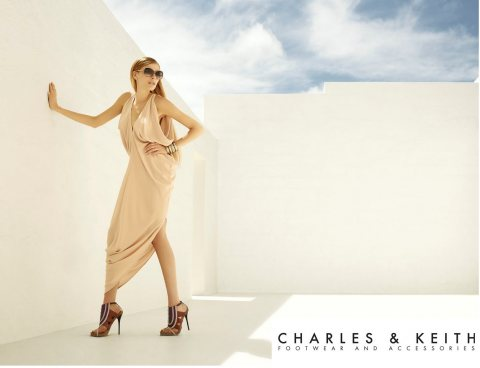 Charles and Keith Foot wear and Accessories