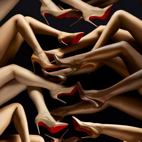 Christian Louboutin Launches New Collection!
