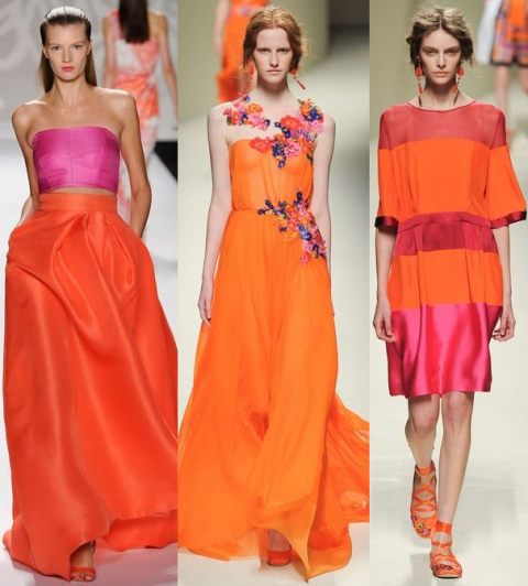 Colour Trend Summer 2014