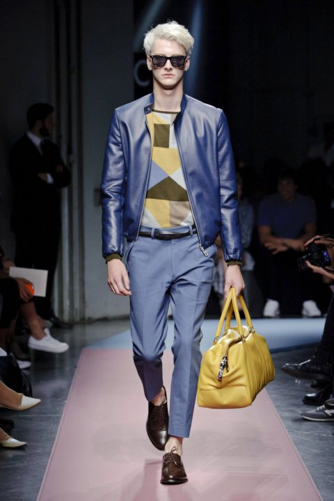 DAKS London Spring Summer 2015 Menswear Collection
