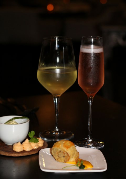 Dining at Dash Restaurant and Bar, Cape Town
