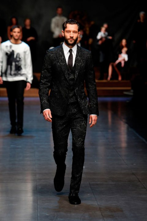 Dolce & Gabbana Fall Winter 2015.16 Collection