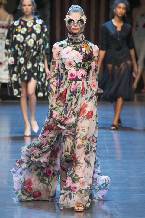 Dolce and Gabbana SS 2016 Collection