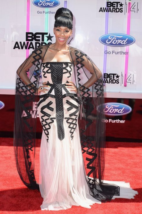 Fashion at the BET Awards