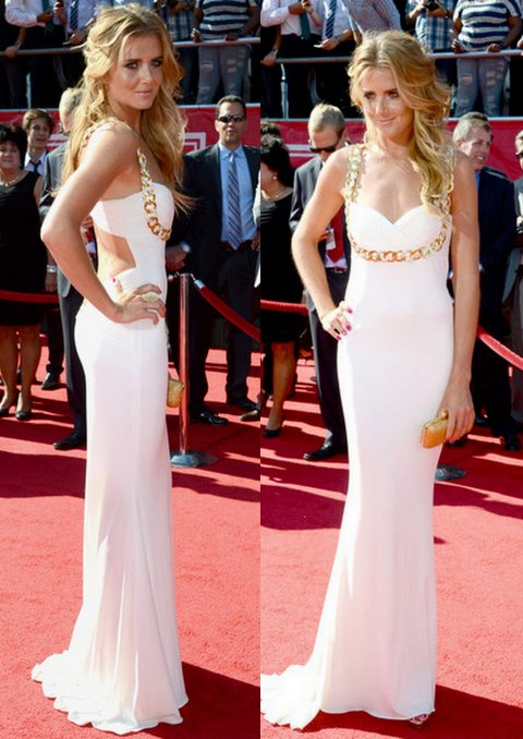 Fashion at the ESPY Awards 2012