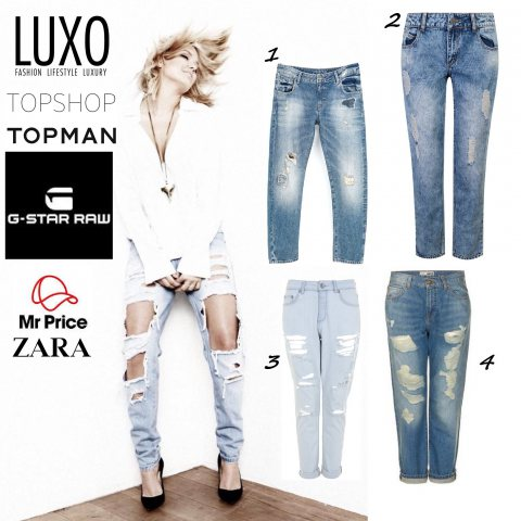 Get the Perfect Pair of Ripped Jeans!