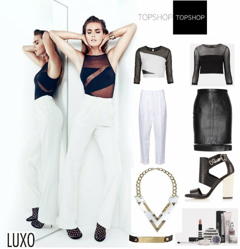 Get your fashion fix with Topshop!