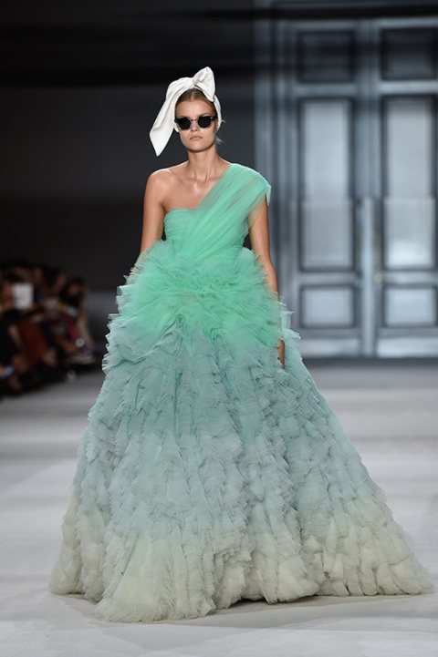 Giambattista Valli Paris Fashion Week Haute Couture 2015