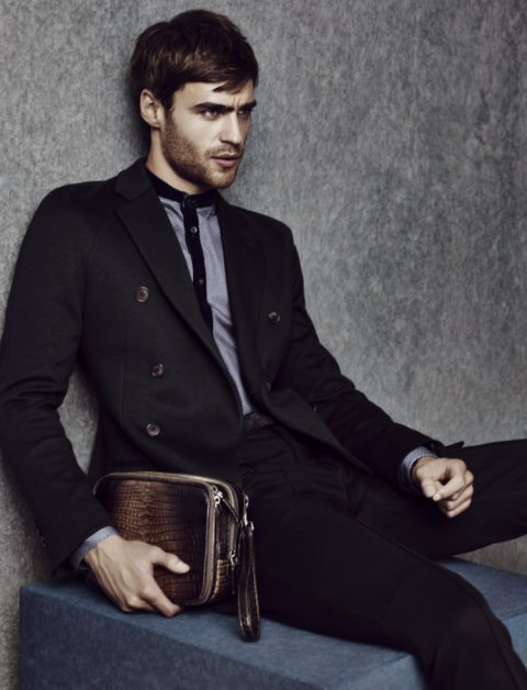 Giorgio Armani Fall Winter 2014 Campaign