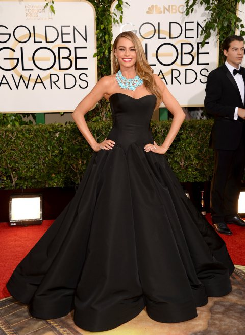 Golden Globe Awards 2014: Red carpet