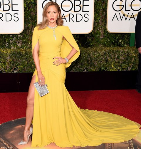 Golden Globes Red Carpet 2016
