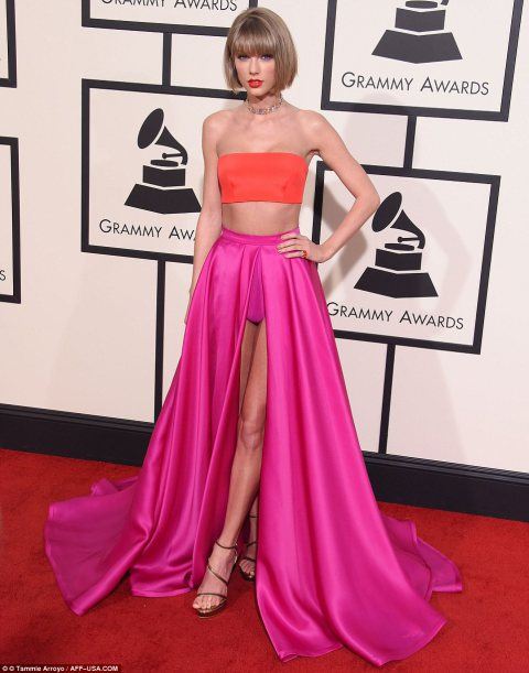 Grammy Awards' best dressed list!