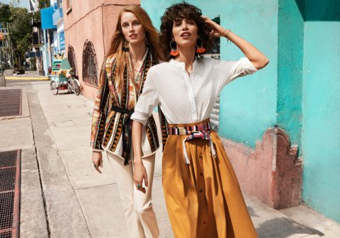 H&M BRINGS YOU BOHO STYLE FOR SPRING 2016