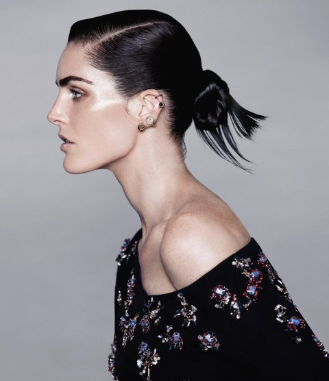 Hilary Rhoda by Zoey Grossman