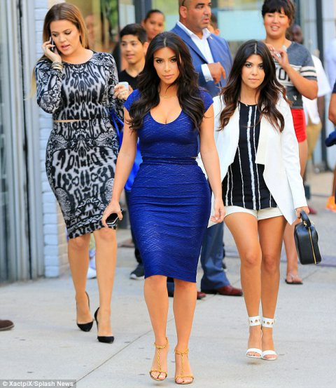 Kardashian's in New York