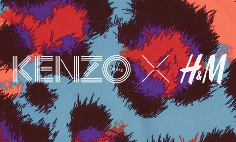 KENZO X H&M HITS STORES IN NOVEMBER!