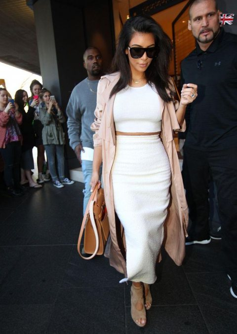 Kim Kardashian's Favourite Fashion Choices