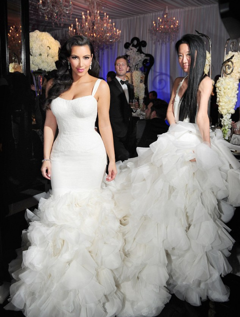 LUXO's Top 10 Celebrity Wedding Gowns