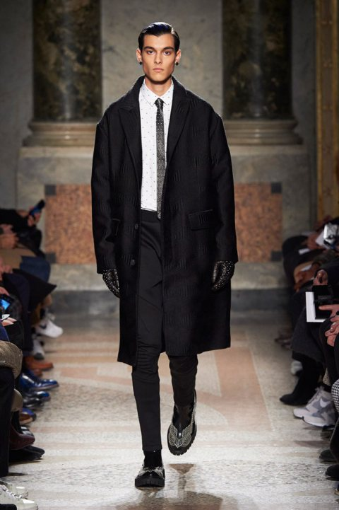 #MFW Les Hommes Fall Winter 2016.17