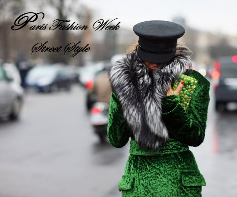 Paris Fashion Week 2013 Street Style