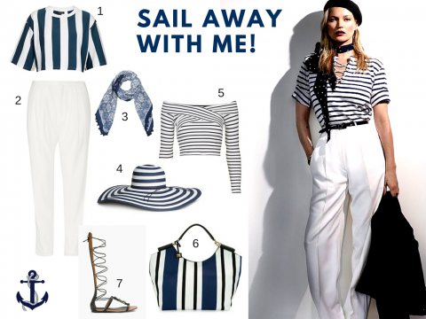 Sail Away with Me....