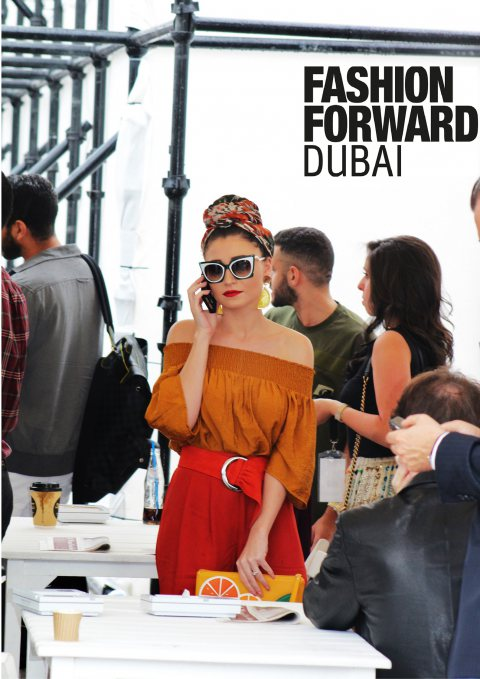 Street Style at FFWD Dubai 2016 Part 2