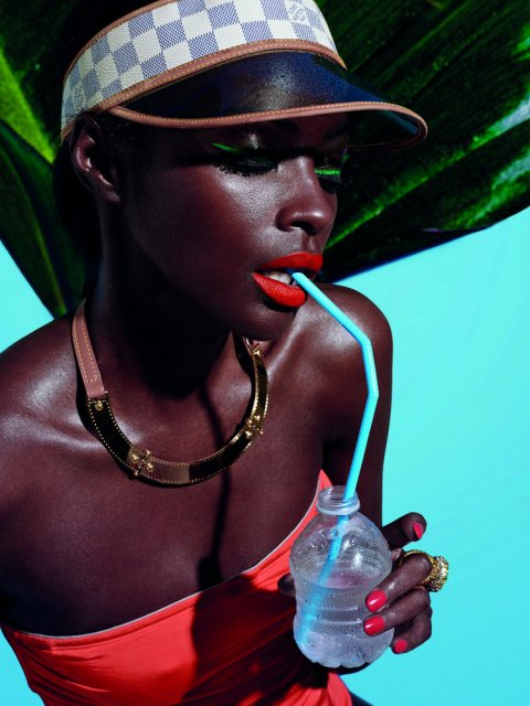 Summer Beauty for Muse 2013