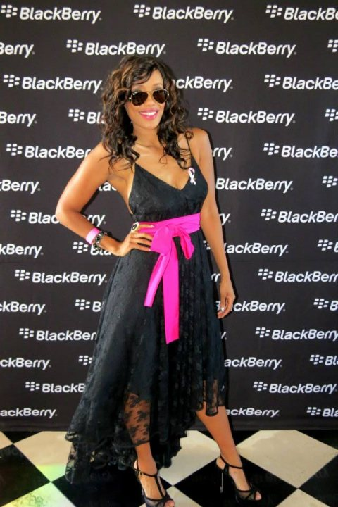 The Blackberry Pink Polo 2013