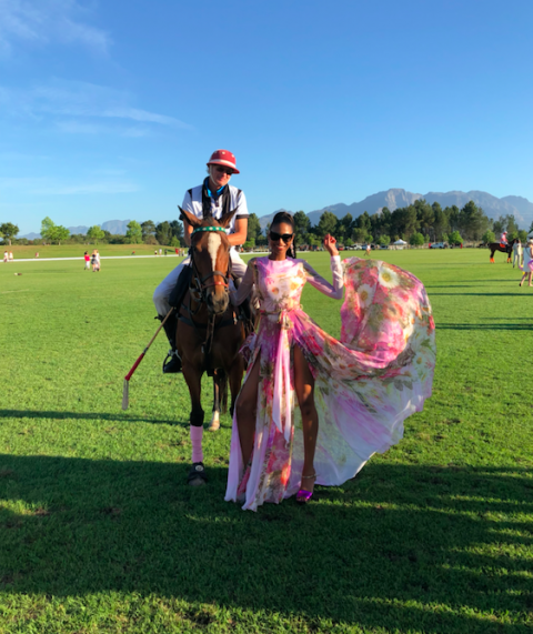 The Cintron Pink Polo 2017