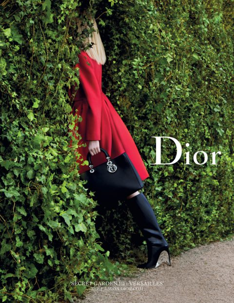 The Famous Red Dior Moments