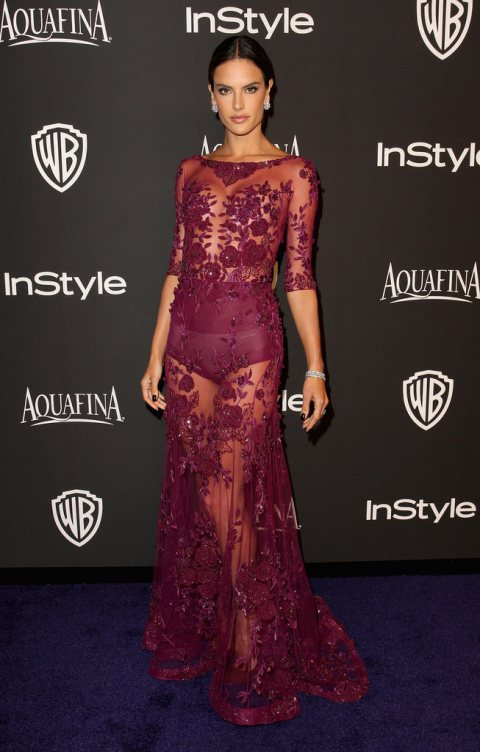 The Golden Globes Afterparty 2015