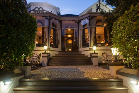 The Heart of Kloof Street - Kloof Street House Restaurant