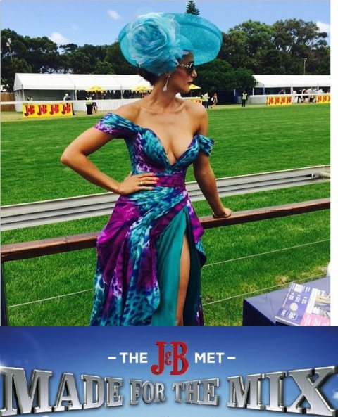 The J&B Met 2015: Made for the Mix!