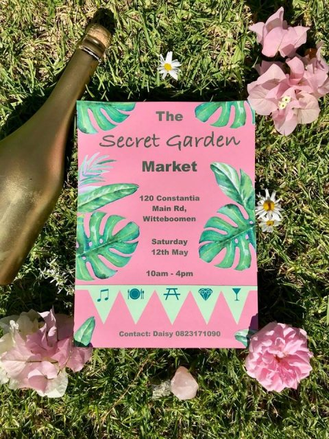 The Secret Garden Market is Back!