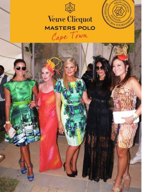 The Veuve Clicquot Polo Masters 2014