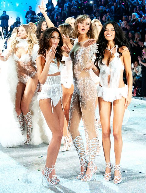 The Victoria Secret Fashion Show 2013